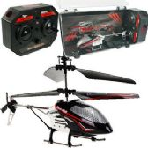 12 Units of REMOTE CONTROL BLACK DRAGON STAR HELICOPTER.