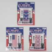 96 Units of Door Cover Patriotic - 4th Of July