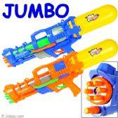 18 Units of JUMBO 3-NOZZLE PUMP WATER GUNS. - Water Guns