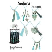 36 Units of ASSORTED SEDONA NECKLACES - Necklace