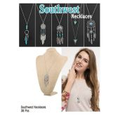 36 Units of ASSORTED SOUTHWEST NECKLACES - Necklace