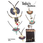 36 Units of INKAS NECKLACES - Necklace