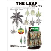 48 Units of ASSORTED LEAF NECKLACES - Necklace