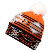 24 Units of KNIT AZTEC BEANIE HAT - Winter Beanie Hats