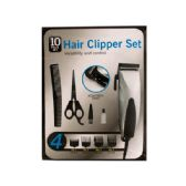 6 Units of Hair Clipper Set with Precision Steel Blades