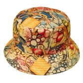 24 Units of TREASURE PRINT BUCKET HATS - Bucket Hats