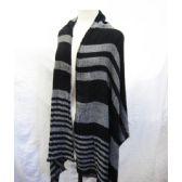 24 Units of Stripe Scarves - Womens Fashion Scarves
