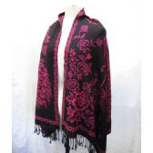 24 Units of Printed Scarves - Womens Fashion Scarves