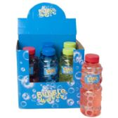 48 Units of 16 oz Refill Bubble Bottle - Bubbles