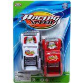 192 Units of 2 Piece Sport Vehicles