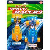 96 Units of 2 Piece Sprint Racing Car