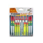 36 Units of Neon Fishing Floats Set
