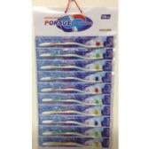 288 Units of FLEXIBLE HANDLE TOOTHBRUSHES