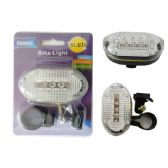 96 Units of Bicycle Flashing Light, 5 LED - Biking
