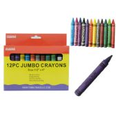 72 Units of 48pc Crayons - Chalk,Chalkboards,Crayons