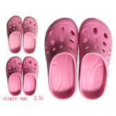 72 Units of Girls Garden Clogs - Kids Clogs