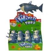 72 Units of Water Toy Shark
