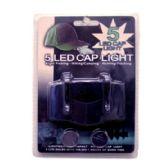 240 Units of 5LED CAP LIGHT - Flash Lights
