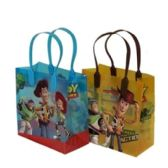 288 Units of SMALL TOY STORY PLASTIC GIFT BAG