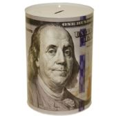 24 Units of MED 100 DOLLAR BANK