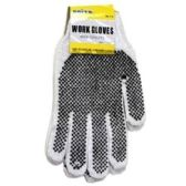 150 Units of 4PC DOT WORK GLOVES - Working Gloves