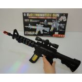 72 Units of Electromotion Light 'n Sound Toy Gun - Toy Weapons
