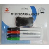 50 Units of 5pc Dry Eraser Marker set