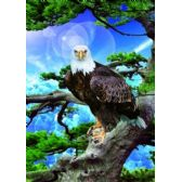 50 Units of 3D Picture 70--Eagle inTree