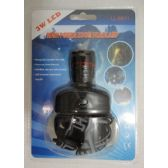 20 Units of 3W High Power Zoom Headlamp