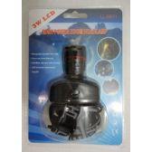 20 Units of 3W High Power Zoom Headlamp - Flash Lights