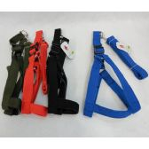 "48 Units of 48"" Cushioned Leash & Harness Set-Extra Large"