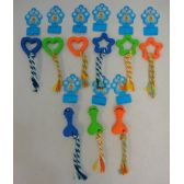 72 Units of Pet Chew Toy with Rope