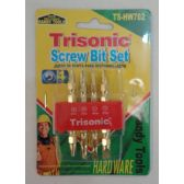 72 Units of 6pc Screw Bit Set - Screwdrivers and Sets