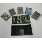72 Units of Trifold Wallet [Camo]