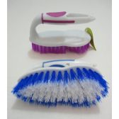 "72 Units of 6"" Floor Brush with Handle"