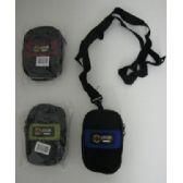 72 Units of 1 Compartment Nylon Phone/Camera Case