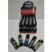50 Units of Printed Lighters-Skulls - LIghters