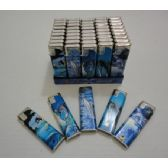 50 Units of Printed Slide Lighters-Dolphins - LIghters