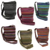 120 Units of GUAT BUCKET BAG IN ASSORTED COLORS (DIMENSIONS: 10 X 10 X 4)