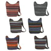 60 Units of LARGE JUTE BUCKET BAG IN ASSORTED COLORS (DIMENSIONS: 12 X 15 X 5)
