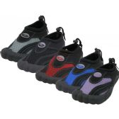 "30 Units of Wholesale Youth's Barefoot ""Wave"" Water Shoes - Kids Aqua Shoes"