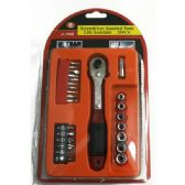 48 Units of 25 IN 1 SCREWDRIVER SET - Screwdrivers and Sets