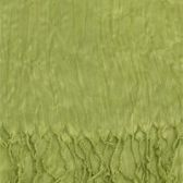 24 Units of WRINKLE SCARF IN LIGHT GREEN - Womens Fashion Scarves