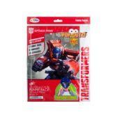 72 Units of Transformers Pop-Outz! Funny Faces - Action Figures & Robots