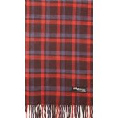 24 Units of Plaid Cashmere Feeling Scarf - Winter Scarves