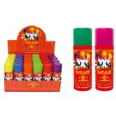 96 Units of 1.75oz hair color spray - Halloween & Thanksgiving