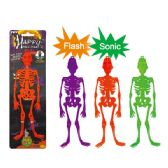 "96 Units of 13""skeleton flash&sound - Halloween & Thanksgiving"