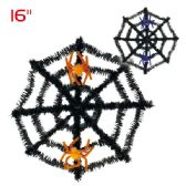 "96 Units of 16""spider net - Halloween & Thanksgiving"