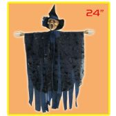 "24 Units of 24""hanging ghost - Halloween & Thanksgiving"