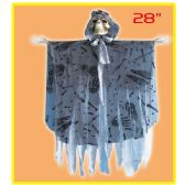 "24 Units of 28""hanging ghost - Halloween & Thanksgiving"